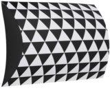 Giftino      caja de regalo geometry grande (240 x 210 x 76 mm)