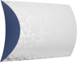 Giftino      подарункова коробка floral велика (240 x 210 x 76 mm)