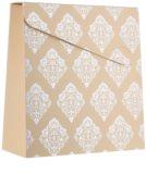 Giftino      Gift Bag Ornament - Large (220 x 20 x 280 mm)