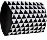 Giftino      pudełko na prezenty geometry małe (110 x 136 x 40 mm)