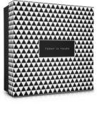 Giftino     dárková krabice s víkem geometry (180 x 80 x 180 mm)