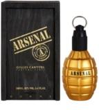 Gilles Cantuel Arsenal Gold Eau de Parfum for Men 100 ml