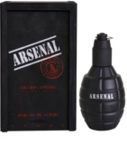 Gilles Cantuel Arsenal Black parfémovaná voda pro muže 100 ml