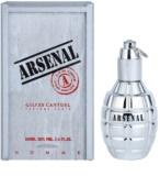 Gilles Cantuel Arsenal Platinum eau de parfum para hombre 100 ml