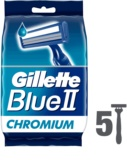 Gillette Blue II Disposable Razors