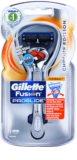 Gillette Fusion Proglide Flexball Chrome Edition самобръсначка за чувствителна кожа на лицето