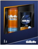 Gillette Fusion kozmetika szett I.