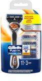 Gillette Fusion Proglide Flexball holiaci strojček + náhradné hlavice