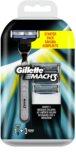Gillette Mach 3 aparat de ras rezerva lama 3 pc
