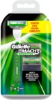 Gillette Mach 3 Sensitive holiaci strojček náhradné čepieľky 3 ks