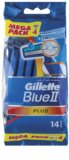 Gillette Blue II Plus Wegwerp Scheermessen