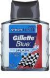 Gillette Blue Splash Aftershave Water