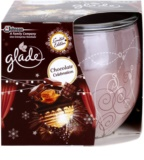 Glade Chocolate Celebration vonná svíčka 120 g