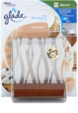 Glade Discreet Decor oсвіжувач повітря 8 мл підставка Vanilla