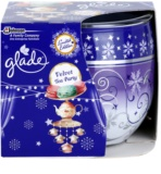 Glade Velvet Tea Party vonná svíčka 120 g