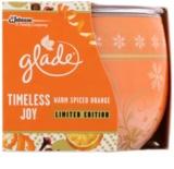Glade Timeless Joy ароматизована свічка  120 гр