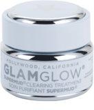 Glam Glow SuperMud čistilna maska za popolno polt