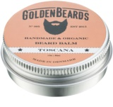 Golden Beards Toscana Bálsamo para a barba