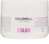 Goldwell Dualsenses Color máscara regeneradora para cabelos normais a pintados e finos