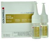 Goldwell Dualsenses Rich Repair Regenerierendes und festigendes Serum für trockenes und beschädigtes Haar