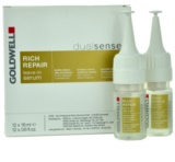 Goldwell Dualsenses Rich Repair Herstellende en Verstevigend Serum  voor Droog en Beschadigd Haar