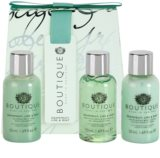 Grace Cole Boutique Grapefruit Lime & Mint Cosmetic Set II.