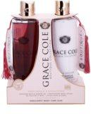 Grace Cole Boutique Warm Vanilla & Sandalwood zestaw kosmetyków I.