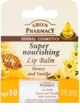 Green Pharmacy Lip Care hranilni balzam za ustnice SPF 10