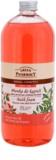 Green Pharmacy Body Care Muscat Rose & Green Tea Badschaum