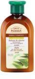 Green Pharmacy Hair Care Aloe balzam za barvane in drugače obdelane lase