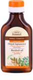 Green Pharmacy Hair Care Argan Oil bojtorján olaj hajra regeneráló hatással