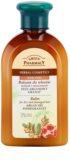 Green Pharmacy Hair Care Argan Oil & Pomegranate bálsamo para cabello seco y dañado