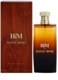 Hanae Mori HiM Eau de Toilette for Men 100 ml