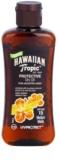 Hawaiian Tropic Protective vízálló védő és száraz napozó olaj SPF 15