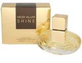 Heidi Klum Shine Eau de Toilette para mulheres 50 ml