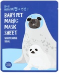 Holika Holika Magic Baby Pet čistiaca pleťová maska