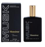 Houbigant Monsieur Musk colonia para hombre 120 ml