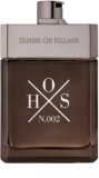 House of Sillage Hos N.002 Parfum voor Mannen 75 ml