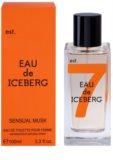 Iceberg Eau de Iceberg Sensual Musk Eau de Toilette pentru femei 100 ml