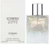 Iceberg Tender White Eau de Toilette for Women 100 ml