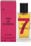 Iceberg Eau de Iceberg Wild Rose Eau de Toilette pentru femei 100 ml