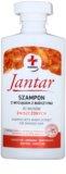 Ideepharm Medica Jantar šampon za poškodovane lase