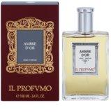 IL PROFVMO Ambre D´Or parfémovaná voda unisex 100 ml