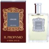 IL PROFVMO Ginger eau de parfum unisex 100 ml