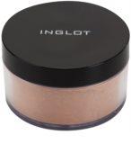 Inglot Basic polvos sueltos para fijar el maquillaje