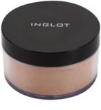 Inglot Basic matirajoči puder v prahu za popolno fiksacijo make-upa