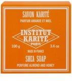 Institut Karité Paris Almond & Honey parfümös szappan bambusszal