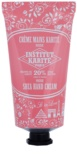 Institut Karité Paris So in Live Rose creme nutritivo para mãos