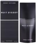 Issey Miyake Nuit D'Issey Eau de Toilette für Herren 125 ml