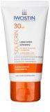 Iwostin Solercin leichte schützende Creme für empfindliche und allergische Haut SPF 30